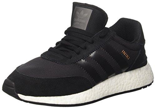 adidas Men's Iniki Runner Sneaker, Red Red Footwear White Gum, 10.5 UK