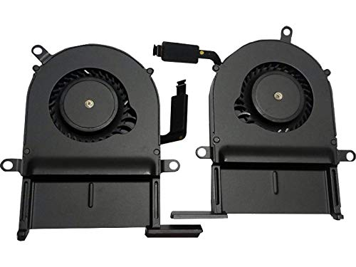 MacWay Pack of 2Fans for MacBook Pro 13' Retina Display (A1425) 2012-2013
