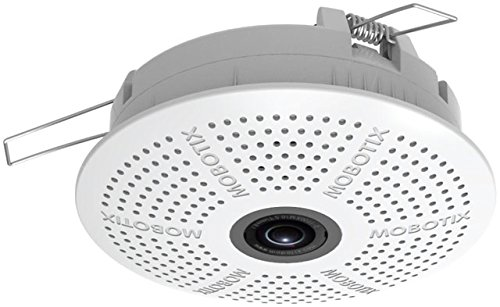 Mobotix MX-c25-D016 Ip-Indoor-Kamera Tag Farbe 6Mp Videoüberwachungssystem schwarz/weiß