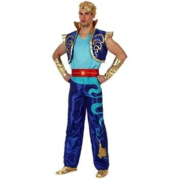 Disfraz de Aladino para hombre: Amazon.es: Ropa y accesorios