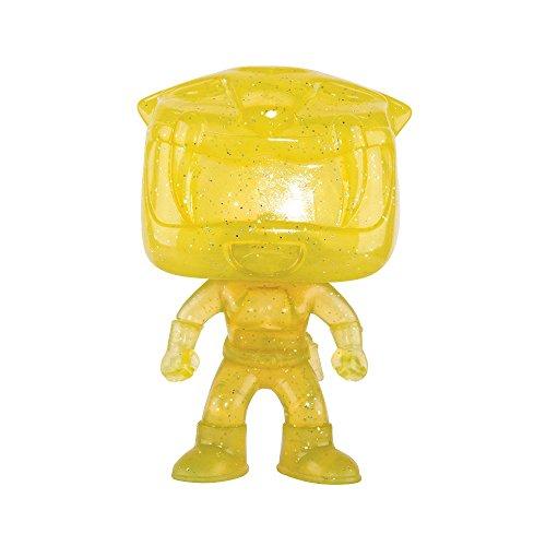 Figura Pop! Power Rangers Yellow Ranger Morphing Exclusive