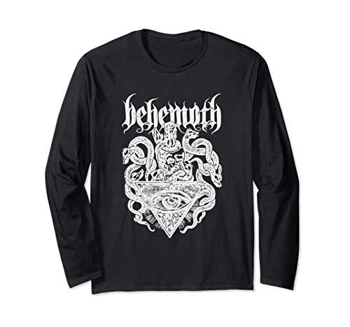 Behemoth - Official Merchandise - Deathcrest Langarmshirt