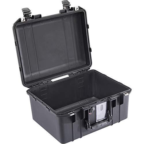 Peli Air Case 1507 Black, No Foam - Empty Photo Case, Protective Case, Waterproof, Dustproof, IP67