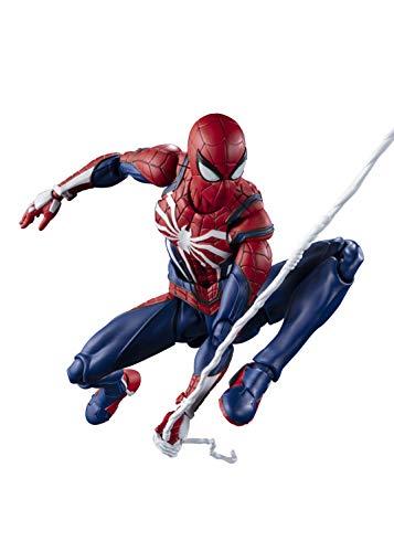 BANDAI S.H.Figuarts Spider-Man Advance Suit (Marvel'S Spider