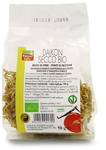 LA FINESTRA SUL CIELO Daikon Secco Bio - 50 g