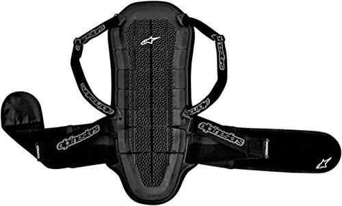 Alpinestars Bionic Air. Protección dorsal nivel 1, negro XL negro