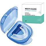 Mouth Guards for Teeth Grinding, Custom Fit Anti Snoring Night Dental Guard with Case for Sleeping