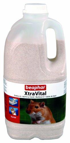 Beaphar XtraVital - Arena de baño para jerbos 1300g