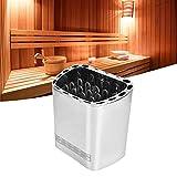 Saunaofen, lange Arbeitszeiten Einfache Installation Unabhängiges Thermostat Design Saunazubehör für Home Hotel Saunaraum Spa Duschbad Sauna