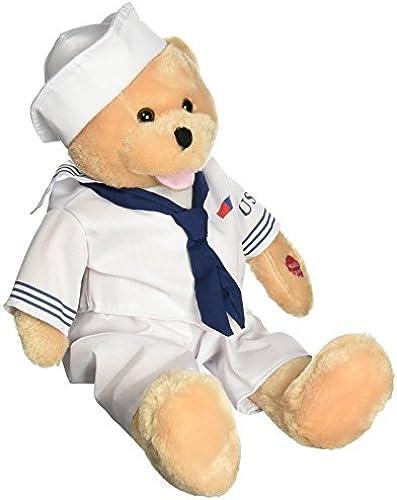 venta de ofertas Chantilly Lane 19 American Hero Navy Bear Sings Sings Sings Anchors Aweigh by Chantilly Lane  venta con descuento