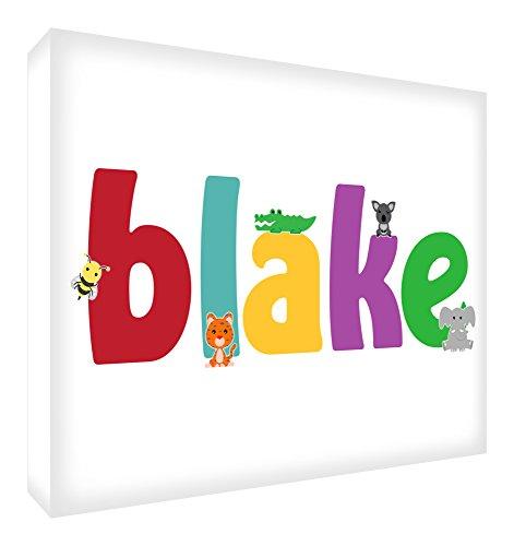 Feel Good Art Souvenirs polis en diamant (Blake, petit, 10,5 x 7,4 x 2 cm)