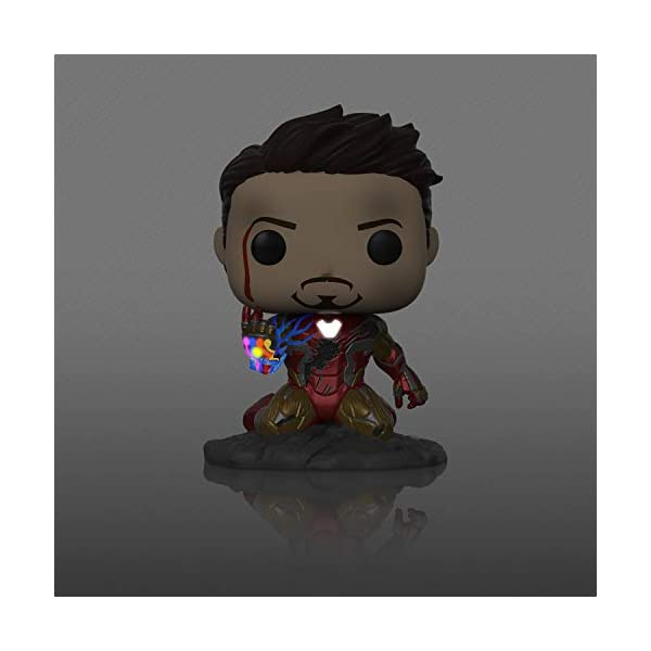 Funko Pop I am Iron Man (Los Vengadores: Endgame 580) Funko Pop Los Vengadores