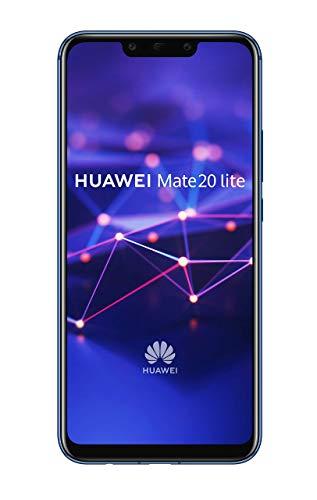 Huawei Mate 20 Lite 4G 64GB Dual-SIM Sapphire Blue EU (International Version)