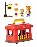 Giochi Preziosi Daniel Tiger Tram Deluxe Elettronico con Luci e Suoni