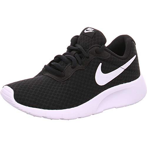 Nike, Scarpe da corsa uomo, Multicolore (Negro / Blanco (Black / White-White)), 28 1/2