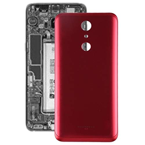WANGZHEXIA Mobile Spare Parts Battery Back Cover with Side Skys for Wiko Upulse