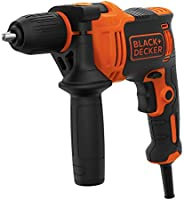 Black+Decker 4V 5NBlack+Decker 550W 2,800 RPM Corded Hammer Drill
