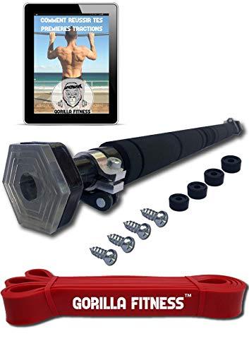 Barre de traction Gorilla Fitness