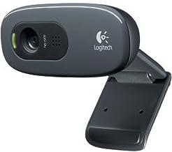 C270 Webcam - 1.2 Megapixel - Black - USB 2.0 - OEM
