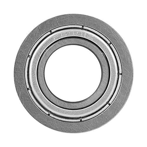 Rodamientos de bolas radiales de 12 * 24 * 6 mm Rodamiento de bolas de una sola columna Rodamiento de costilla única para maquinaria de plástico para equipos electrónicos para bombas