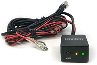 $29 » Uniden RDA-HDWKT Radar Detector Smart Hardwire Kit with Mute Button, LED Alert and Power LED. for Uniden R3, R1, DFR9, DFR...