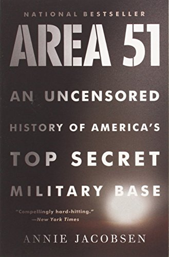 Area 51: An Uncensored History of America\'s Top Secret Military Base