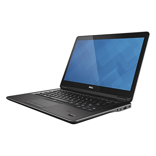 Dell Latitude E7440 14.1' HD Business Laptop Computer, Intel Core i5-4200U up to 2.6GHz, 8GB RAM, 128GB SSD, USB 3.0, Bluetooth 4.0, HDMI, WiFi, Windows 10 Professional (Certified Refurisbhed)