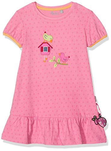 Sigikid Baby-Mädchen Kleid, Rosa (Aurora Pink 686), (Herstellergröße: 74)