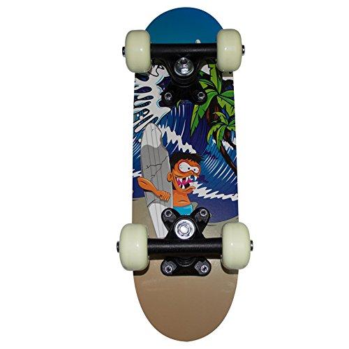 Authentic Sports Mini Skateboard