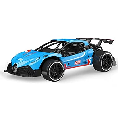 HSCW Alloy Remote Control Car RC Cars 12-18km/h High Speed 1:16 Scale Racing Car Truck All Terrain 2.4Ghz Off Road…