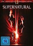 Supernatural - Die komplette dreizehnte Staffel [5 DVDs] - Jared Padalecki