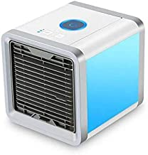 USB Artic Air Cooler Fan Personal Space Cooler Portable Desk Fan Mini Air Conditioner Device Cool Soothing Wind For Home O...