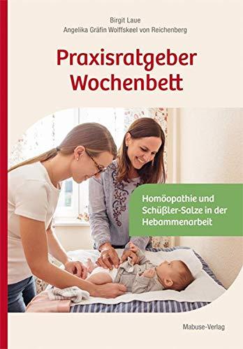 Praxisratgeber Wochenbett. Homöopathie und Schüßler-Salze in der Hebammenarbeit