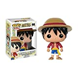 10Cm Funko Pop Original One Piece Collectible Model Toy D. Luffy, Action Figure Vinyl Kids Birthday Gift