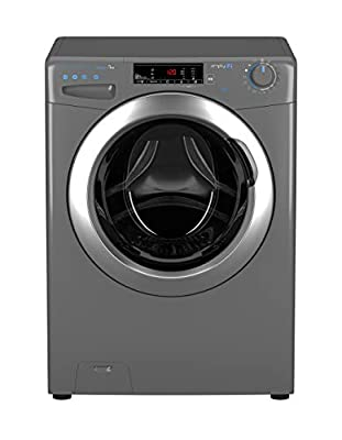 Candy CSO14105DC3G Freestanding Smart Pro Washing Machine, WiFi Connected, 10kg Load, 1400rpm, Graphite