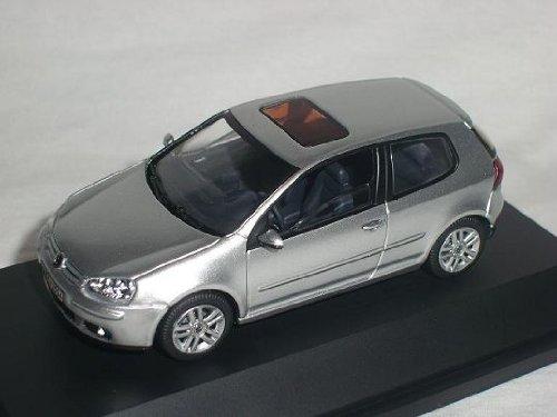 Schuco Volkwagen Golf V 5 Silber 3 TÜrer 1/43 Modellauto Modell Auto