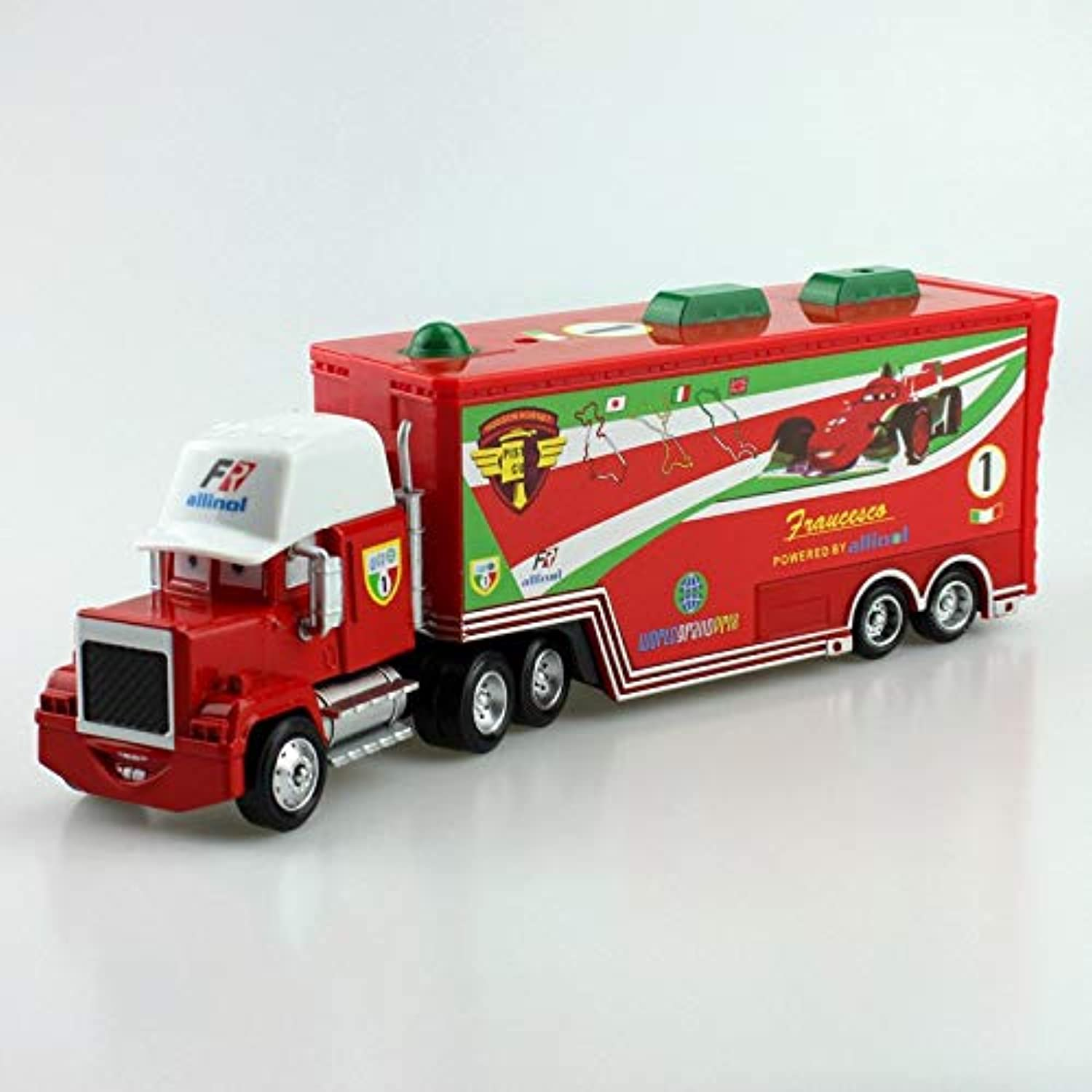 aef1c3be7f365 Disney Disney Pixar Cars 27 Styles Mack Truck Storm McQueen The King ...