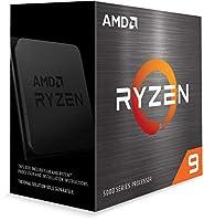 AMD Ryzen 9 5950X cooler なし 3.4GHz 16コア / 32スレッド 64MB 105W 100-100000059WOF 三年保証 [並行輸入品]