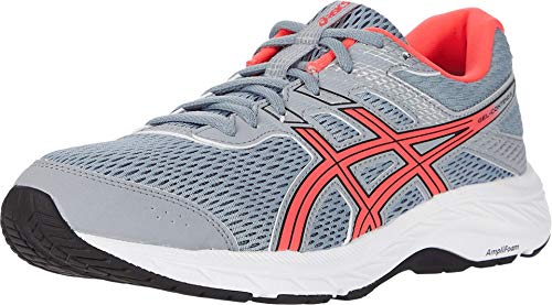ASICS Gel-Contend 6 Sheet Rock/Diva Pink 7 B (M)