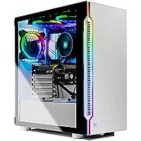 SkyTech Archangel 3.0 Gaming Desktop with AMD 8 Core Ryzen 7 3700X / 16GB RAM / 1TB SSD / 12GB Video / Windows 10