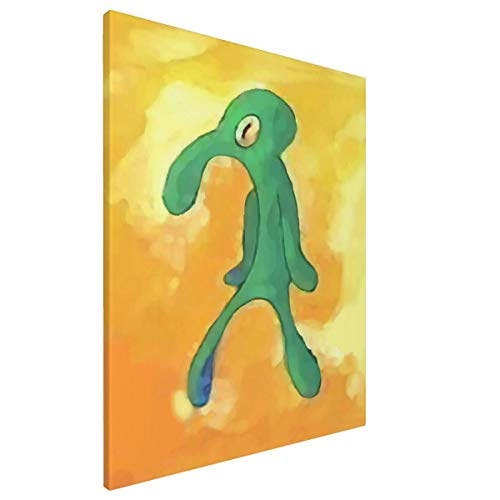 Serity Bold and Brash Painted Framed Paintings On Canvas Wall for Office Home Decor Pictures Modern Artwork Hanging for Room Decorations Ready to Hang, Lona, Bold Bold and Brash, Talla única