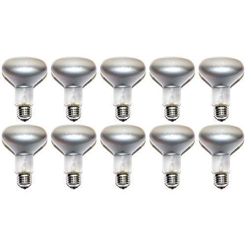 10 x Reflektor Glühbirne R80 60W E27 Glühlampe 60 Watt Glühbirnen Glühlampen