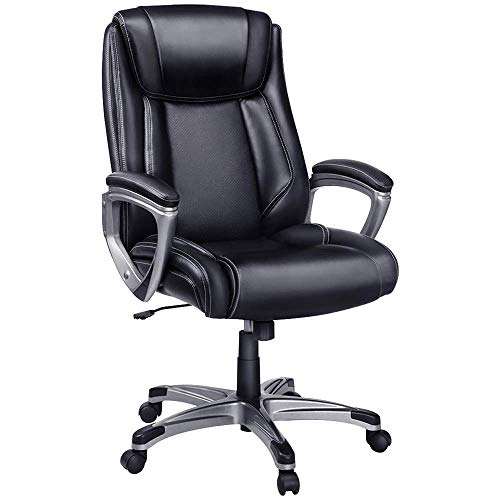 WXQ-XQ Ergonomic Manager Chair Office Chairs High-Back PU Leather Computer Laptop Desk Game Chair Swivel Racing Gaming Chair