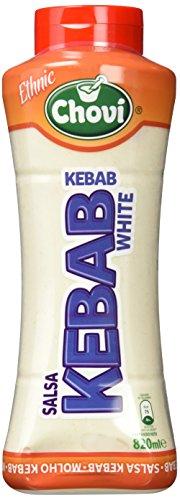 Salsa Kebab White Chovi Botella 820 Ml