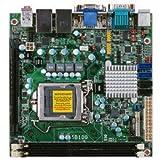 DFI-ITOX SB100-NRM Mini-ITX Industrial Motherboard, Q67, 2 LAN, 2 COM, 12 USB, 6 SATA, 1 PCIE X16, 1 PCIE X4, 2 PCI, u-ATX