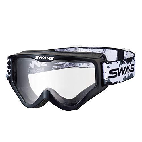 SWANS(スワンズ) ダートゴーグル MX-797-PET BK ブラック
