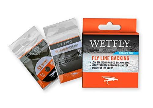 Wetfly Nitrolite Fly Fishing Rod and Reel Combo