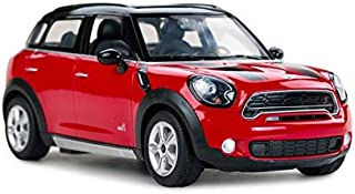 Rastar Licensed 1:24 Scale Mini Cooper Countryman Collectible Die Cast Edition Sports Car