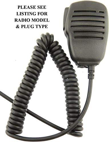 Wouxun KG-UVD1P KG-UV9D KG-UV8D KG-UV6D Micrófono Altavoz con Auricular Conector