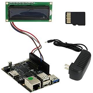Iconikal Rockchip RK3328 4K 60P Single Board Computer A53 64-Bit Processor, 1GB 1866MHz LPDDR3 RAM, USB 3.0 (B0868WSTXH) | Amazon price tracker / tracking, Amazon price history charts, Amazon price watches, Amazon price drop alerts